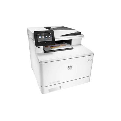 HP CLJ M477FNWMFP Printer