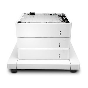 HP M631MFP/M632/M633MFP 3x550 Sheet Paper Feeder with Cabinet
