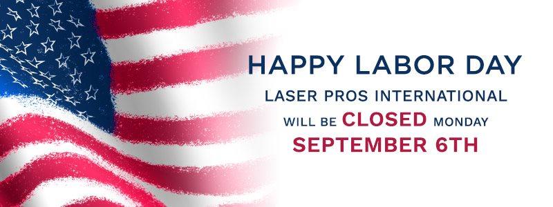 Labor Day Closure 2021