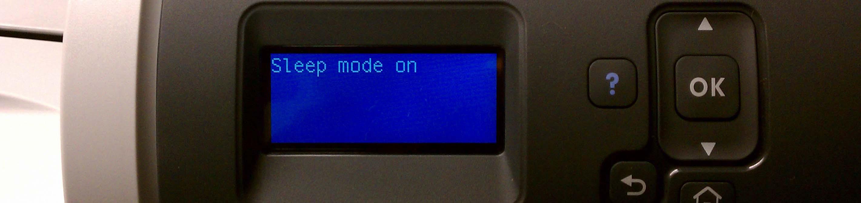 printer-sleep-mode